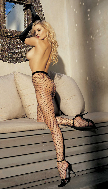 Hole Pantyhose At Discount 70
